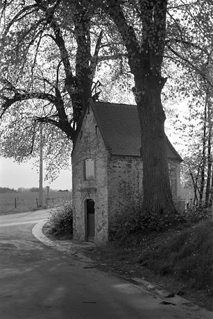 Roadside chapel, Lamur, Belgium, 2009.